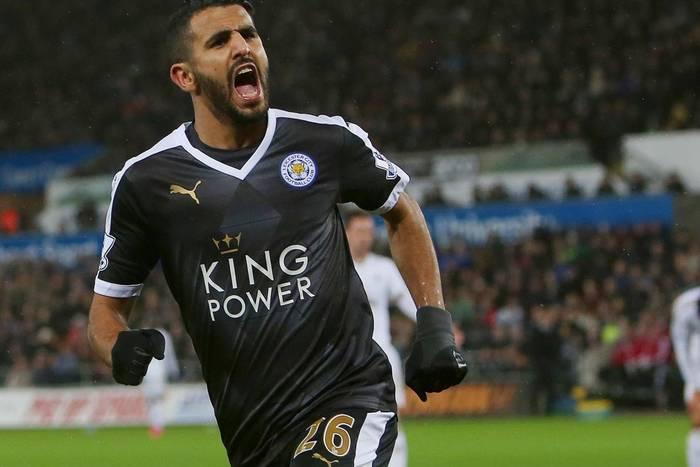 Media: Manchester City bardzo blisko transferu Mahreza