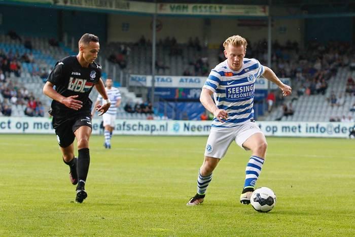 Holandia: Gol Parzyszka, wygrana De Graafschap