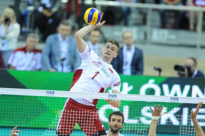 Polscy siatkarze wygrali z Serbią w meczu Ligi Narodów