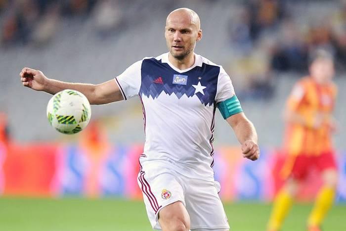 Głowacki: Gdy zawodnik ma 40 lat, to są czasami pewne trudności