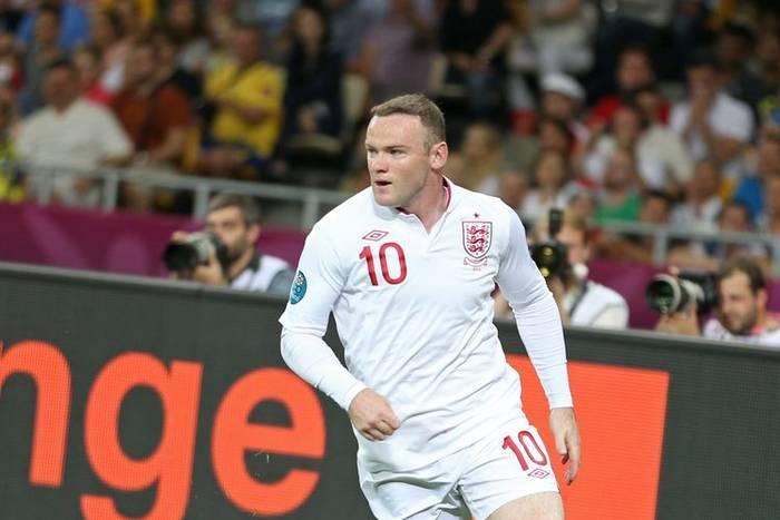 Udane pożegnanie Rooneya. Anglia pokonała USA