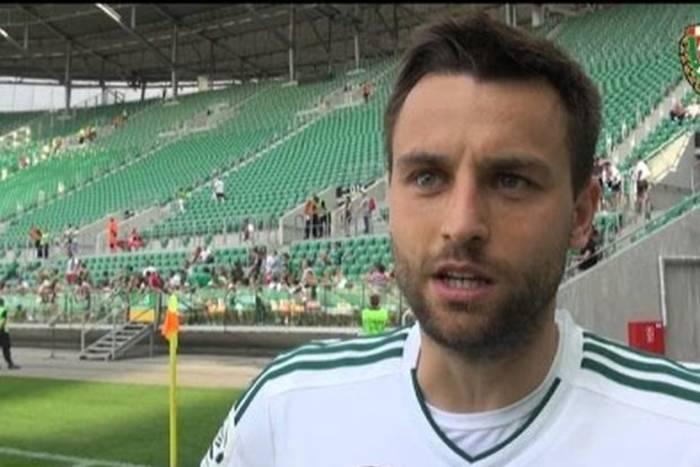Kamil Biliński odchodzi z Riga FC
