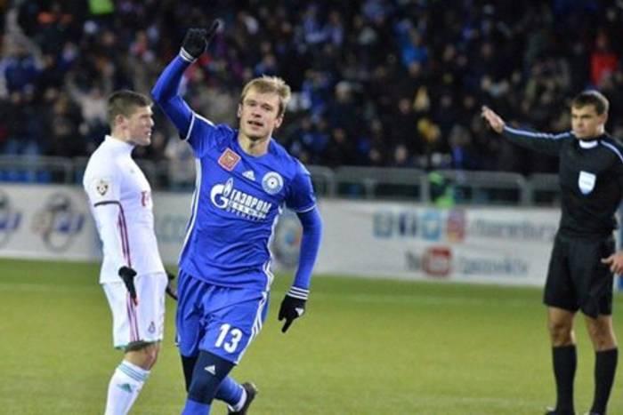 Orenburg awansował do ćwierćfinału Pucharu Rosji