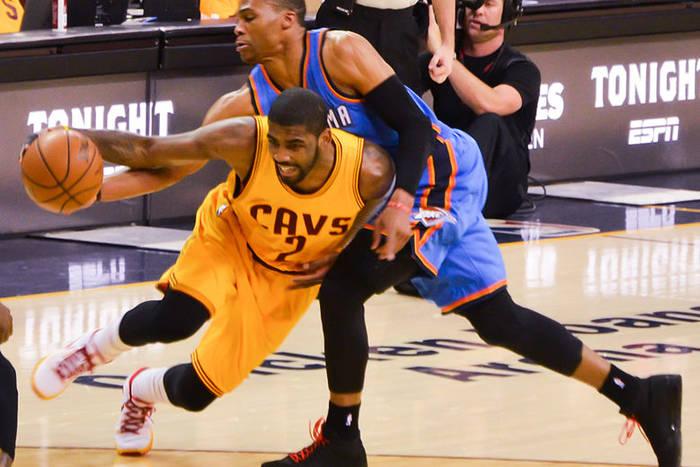 76ers ulegli Cavaliers, 39 punktów Irvinga