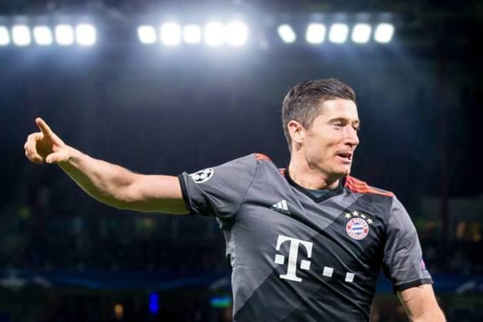 Bayern rozbił Lipsk w hicie Bundesligi. Gol i dobra gra Lewandowskiego [VIDEO]