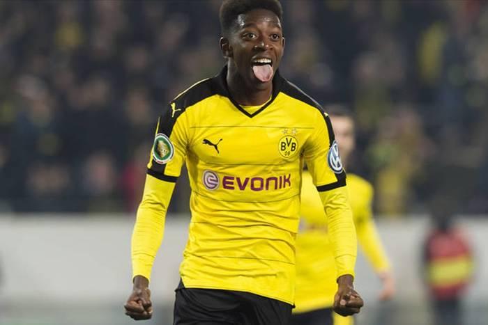 5bea86b40 Borussia znów ukarała Dembele. Został zawieszony do odwołania