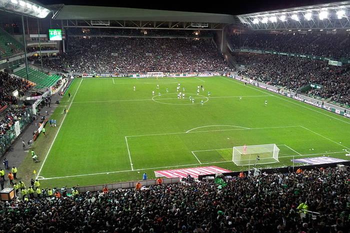 Remis AS Saint-Etienne ze Stade de Reims