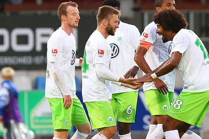 VfL Wolfsburg pewnie wygrał w Leverkusen
