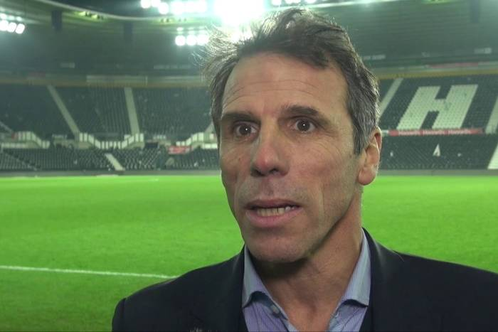 a70e720dc Gianfranco Zola ma żal do Chelsea.