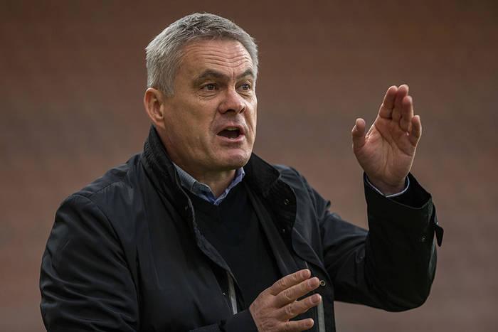 Trener Cracoviii: Musimy się walnąć głową w ścianę