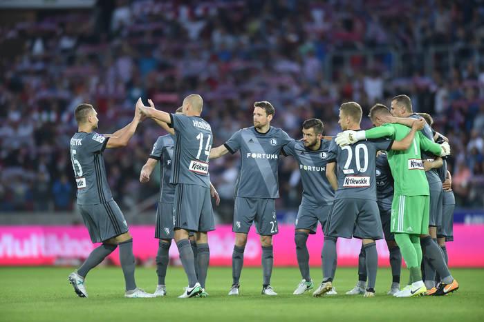 Pewne zwycięstwo Legii w Pucharze Polski