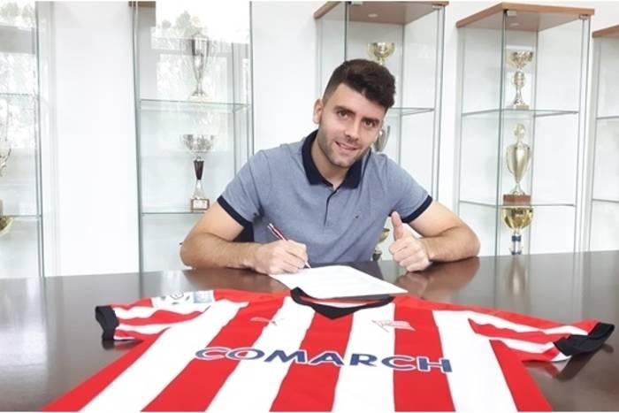 Trzech piłkarzy przedłużyło umowy z Cracovią