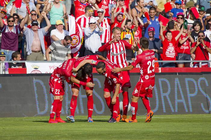 Wyjazdowe zwycięstwo Girony w meczu z Leganes