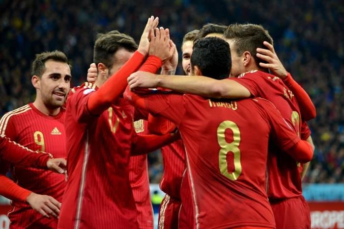 Wysoka porażka Walii z Hiszpanią