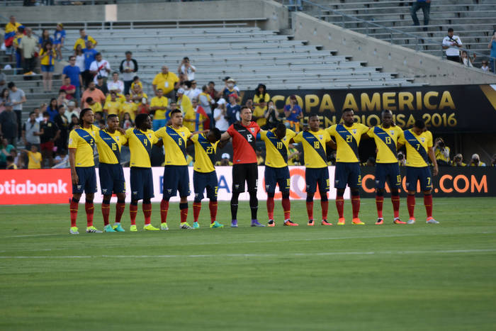 reprezentacja Ekwadoru