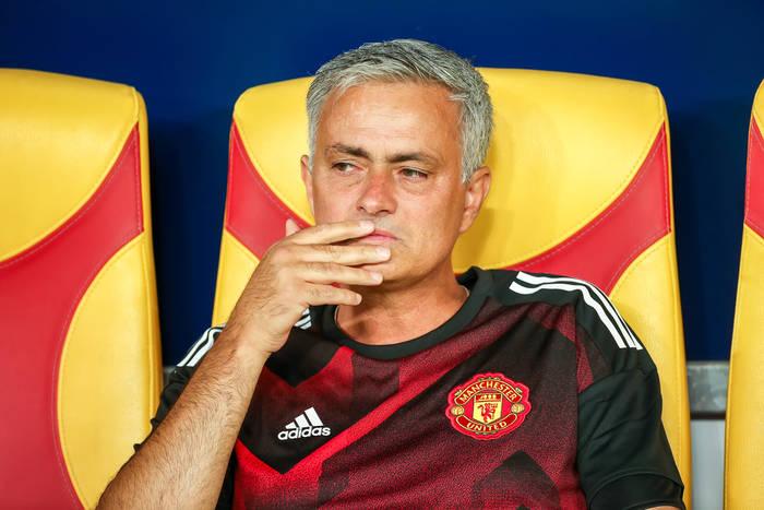 Mourinho poleciał na mecz Ligi Narodów. Obserwował cel transferowy Manchesteru United [ZDJĘCIE]