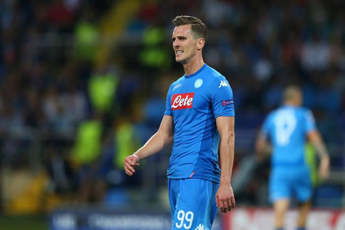 """Porozumienie """"anty-Juve"""" w Serie A. Jego częścią ma być transfer Arkadiusza Milika"""