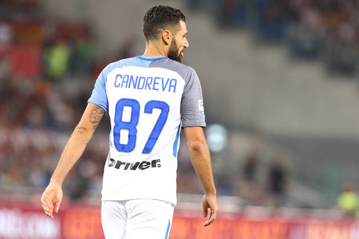 Candreva przejdzie do Torino?