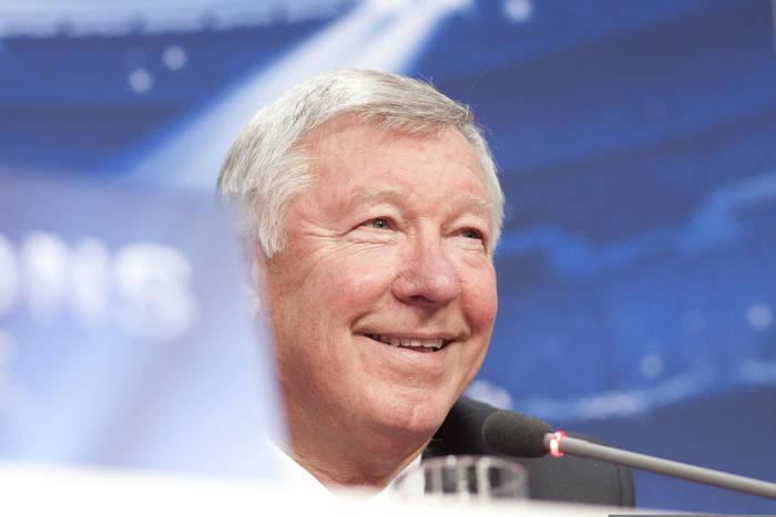 """Ferguson wrócił na Old Trafford! """"To wspaniałe uczucie znów tutaj być"""""""