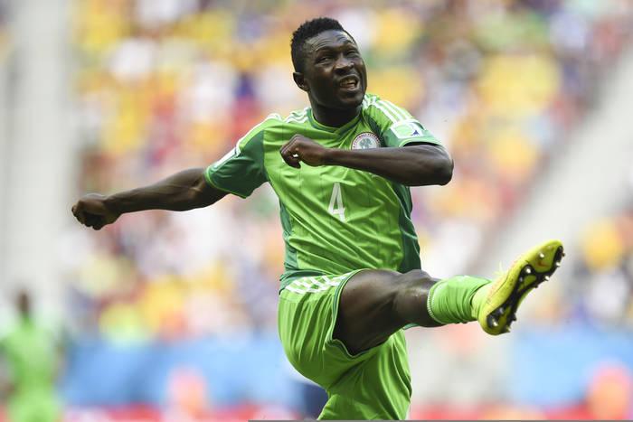 Reprezentacja Nigerii