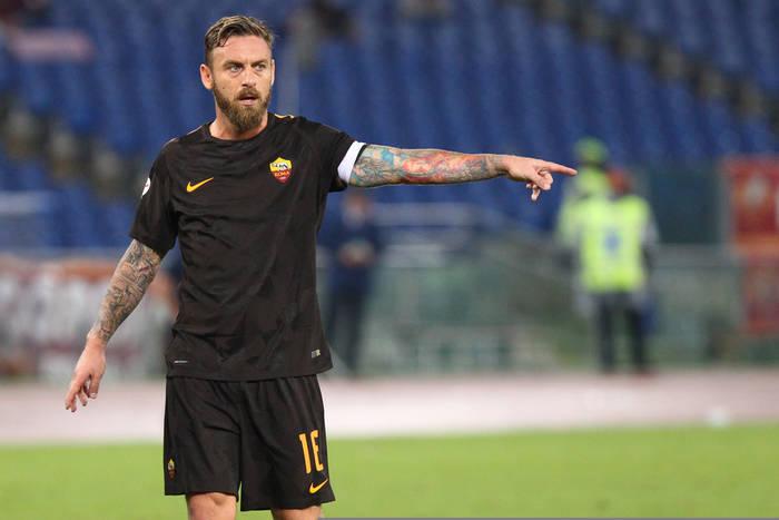 AS Roma trzy tygodnie bez swojego kapitana