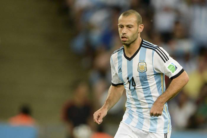 Javier Mascherano chce opuścić Chiny i wrócić do Argentyny