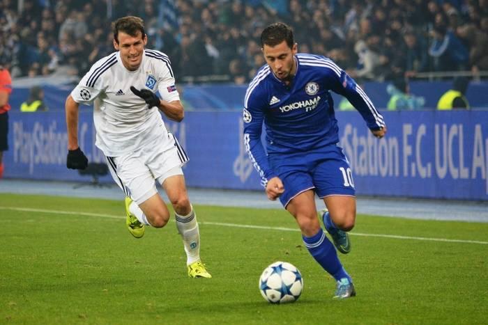Hazard: Mogę nawet zakończyć swoją w Chelsea