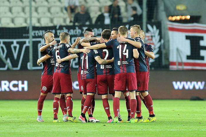 Podział punktów w Szczecinie, Igor Angulo zapewnił Górnikowi remis