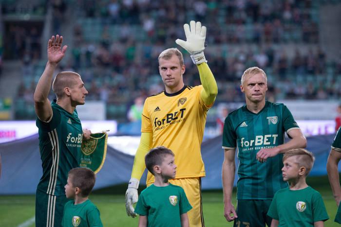 Gracz Śląska: To, że Korona 5:0 pokonała Lechię, nie znaczy, że mamy się ich bać