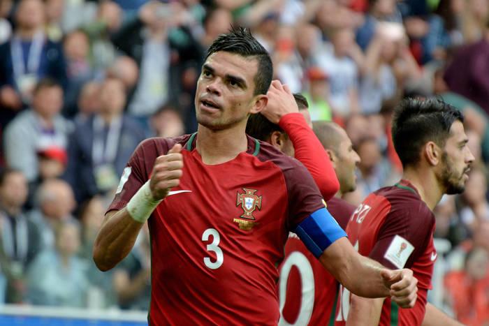 Pepe: Zrobimy wszystko, aby awansować do finału Ligi Mistrzów