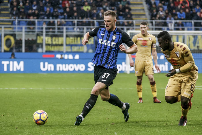 Trener Interu: Żadnego klubu nie stać na Skriniara