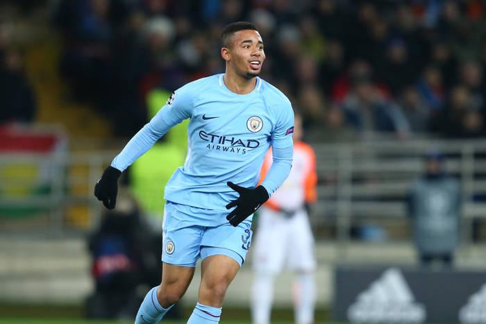 Wysokie zwycięstwo Manchesteru City. Dwa gole Gabriela Jesusa