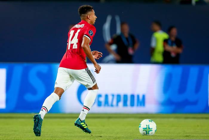 """Piłkarz Manchesteru United tłumaczy się z porażki w Kazachstanie. """"To nie jest łatwy teren"""""""