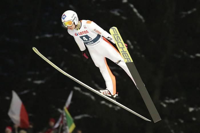 PŚ w Lahti. Stoch drugi w serii próbnej. Lanisek najlepszy