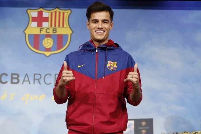 Coutinho może zadebiutować w Barcelonie już w czwartek