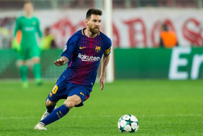 """Messi wskazał swój słaby punkt. """"Chciałbym to poprawić"""""""
