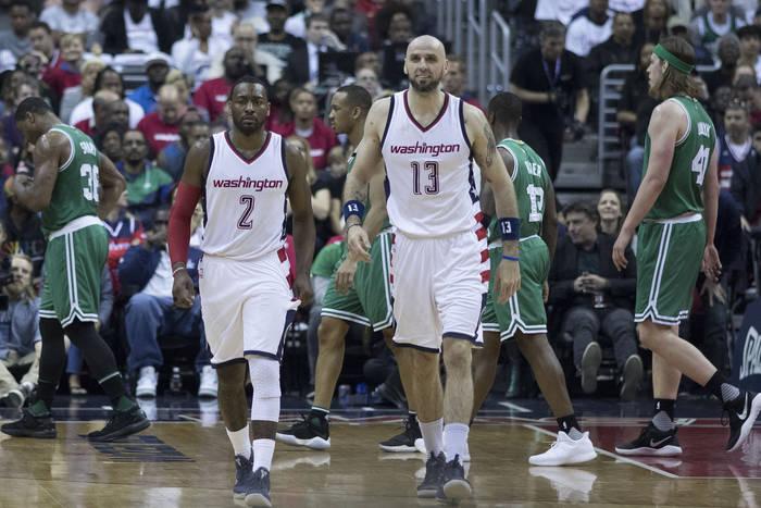 NBA: Wizards bliżej trzeciego miejsca na Wschodzie
