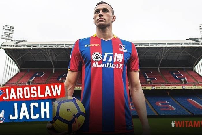 Mamy kolejnego Polaka w Premier League! Jarosław Jach podpisał kontrakt z Crystal Palace