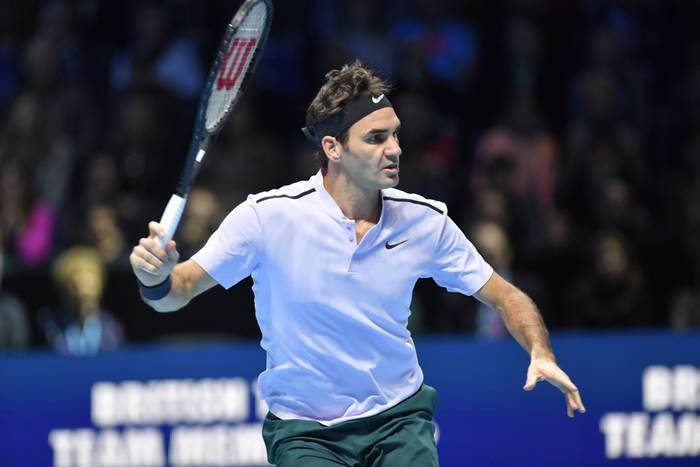 Federer w finale Australian Open. Chung przegrał z kontuzją