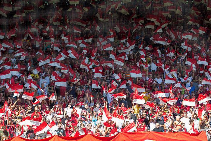 Sześć bramek na Schwarzwald-Stadion. Remis Freiburga