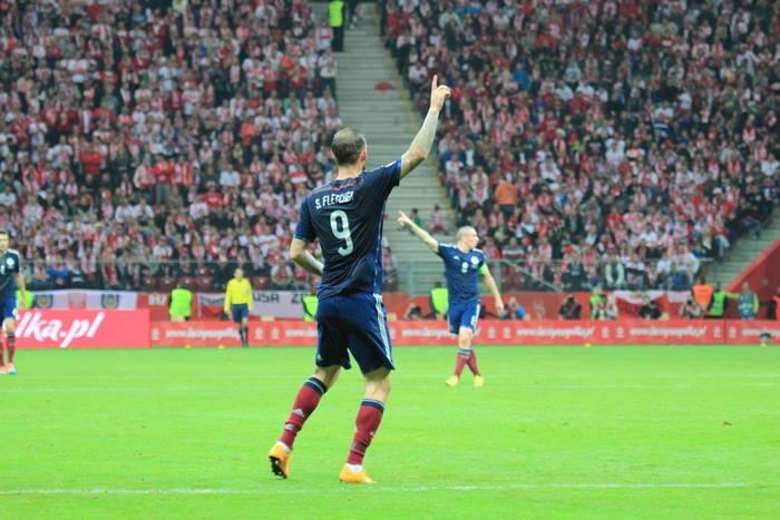 Szkocja pokonała Cypr w spotkaniu wyjazdowym