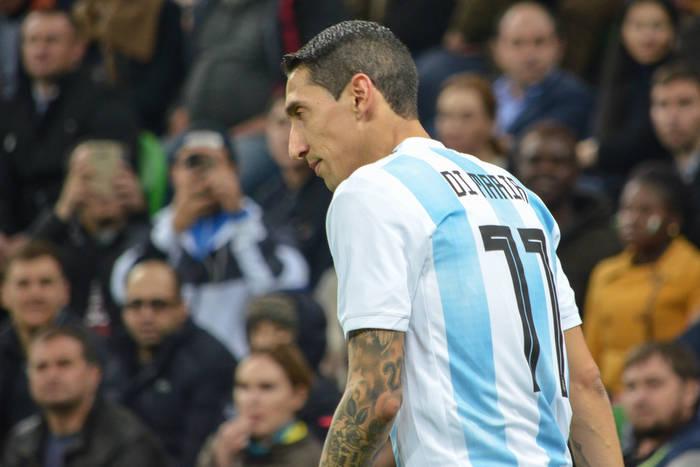 """Di Maria ujawnił, co powiedział Messi po odpadnięciu Argentyny z Copa America. """"Poruszył serca wszystkich"""""""