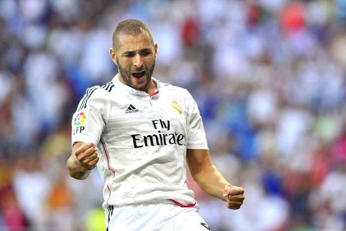 Karim Benzema uratował punkt Realowi Madryt w meczu z Leganes [WIDEO]