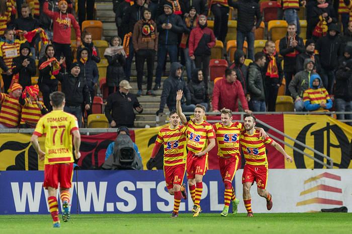 Nieprawdopodobny mecz Jagiellonii! Do 93 minuty przegrywali 1:2, by wygrać 3:2!