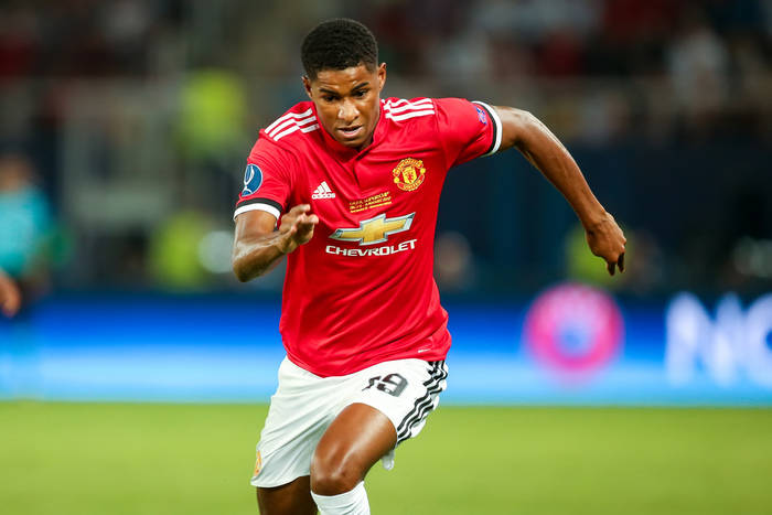 Efektowna wygrana Manchesteru United w Lidze Europy. Rashford huknął pod poprzeczkę [WIDEO]