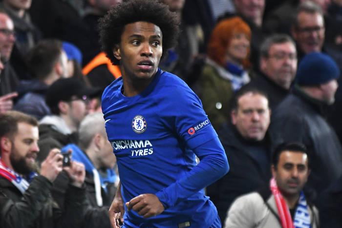 Willian odejdzie z Chelsea? 60 mln funtów na stole
