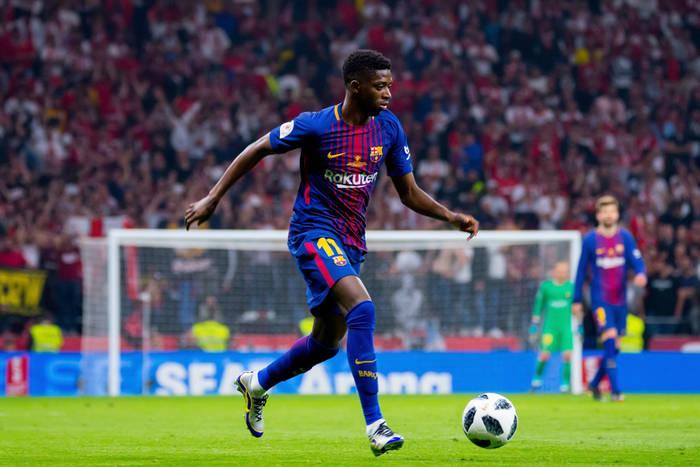 Media: Barcelona może pozbyć się Dembele. W grę wchodzi głośna wymiana z Chelsea