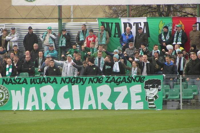 Miasto dofinansuje remont stadionu Warty Poznań