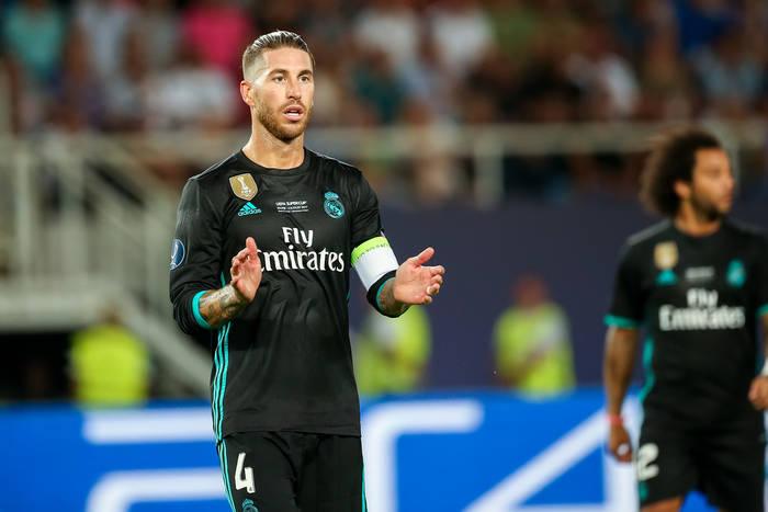 Ramos odgryzł się Kloppowi: My gramy na najwyższym poziomie od lat. On nie może tego powiedzieć o sobie