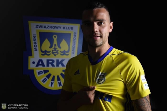 Aleksandar Kolev nie zagra już w tym sezonie